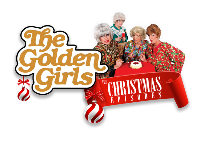 official ticket exchange the golden girls christmas - Golden Girls Christmas